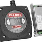"""900DP Fillrite Digital Fuel Meter 1"""" inlet/outlet 6-40 GPM"""