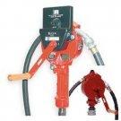 100ACC111L FillRite Hand Pump Liters Meter Kit