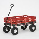 """320 SpeedWay 19"""" x 33"""" (Plastic Bed) Amish Made Toy  Wagon 800#"""