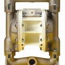 "1040 Zeeline 1:1 Air Diaphragm Pump 37 Gpm 1"" Npt 1/8"" Solids"