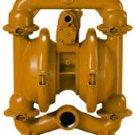 """1041 Zeeline 72 Gpm 1-1/2"""" Npt Air Double Diaphragm Pump"""