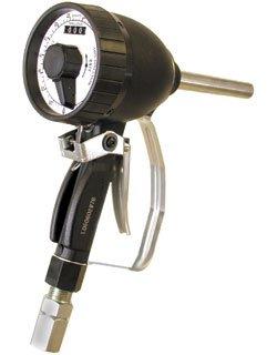 1519 Zeeline Preset Oil Meter w Auto non Drip Nozzle 1-16 Qrt