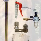 1220R Zeeline 50:1 Air Grease Pump System 120 lb