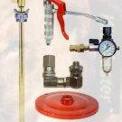 1213A Zeeline 55:1 Air Grease Pump System 120 lb