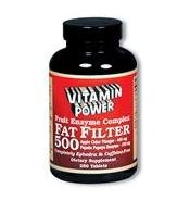 Fat Filter 500 Fruit Enzyme Complex - 100 Tablets