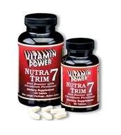 Nutra Trim 7 Diet Booster - 90 Capsules