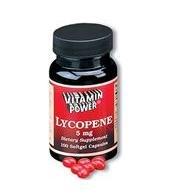 Lycopene Softgel - 100 Capsules