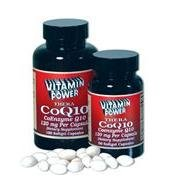 Thera CoQ10 Ultra Potency - 120 mg - 50 Softgels