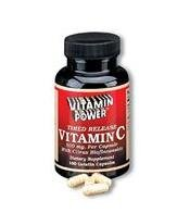 Timed Release C Complex 500 mg - 100 Capsules