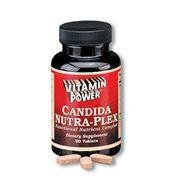 Candida Nutra Plex (For Yeast Infection) - 90 Tablets