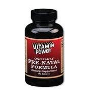 Pre-Natal Dietary Supplement - 30 Tablets