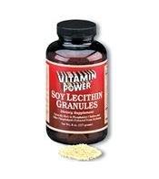 Soy Lecithin Granules - 8 oz