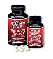 Nutra Trim 7 Diet Booster - 90 Tablets
