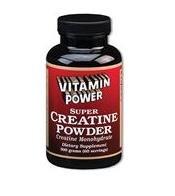 Super Creatine Powder - 300 grams