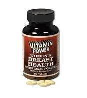 Women's Breast Health - 90 Tablets