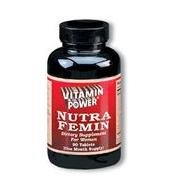 Nutra Femin For the Mid-Life Woman - 90 Tablets