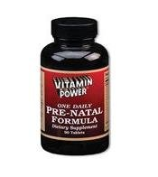 Pre-Natal Dietary Supplement - 90 Tablets