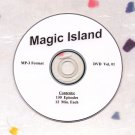 OLD TIME RADIO SHOWS   MAGIC ISLAND  130 EPISODES  OTR