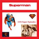 OLD TIME RADIO SHOWS    SUPERMAN 1154 EPISODES  OTR