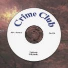 OLD TIME RADIO SHOWS  CRIME CLUB   26 EPISODES  OTR