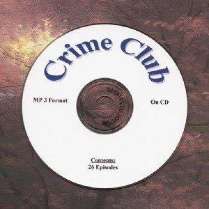 OLD TIME RADIO SHOWS  CRIME CLUB   26 EPISODES  OTR