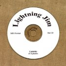 OLD TIME RADIO OTR  LIGHTNING JIM  41 EPISODES