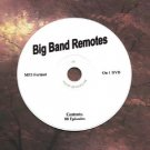 OLD TIME RADIO OTR  BIG BAND REMOTES 88 EPISODES ON DVD