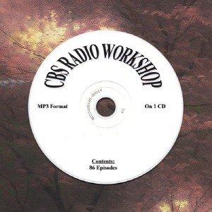 OLD TIME RADIO OTR  CBS RADIO WORKSHOP  86 EPISODES