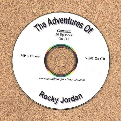 OLD TIME RADIO OTR THE ADVENTURES OF ROCKY JORDAN VOL#1