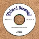OLD TIME RADIO OTR RICHARD DIAMOND VOL #2