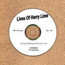 OLD TIME RADIO OTR   LIVES OF HARRY LIME  52 EPISODES