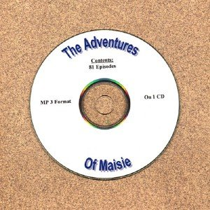 OLD TIME RADIO OTR   ADVENTURES OF MAISIE  81 EPISODES