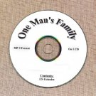 OLD TIME RADIO OTR  ONE  MAN'S FAMILY 126 EPISODES
