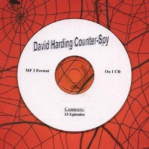OLD TIME RADIO OTR   DAVID HARDING COUNTER-SPY  33  EPISODES