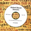 OLD TIME RADIO OTR   MICHAEL SHAYNE DETECTIVE