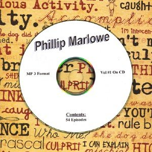 OLD TIME RADIO OTR   PHILLIP MARLOWE VOL#1  54 EPISODES