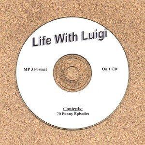 OLD TIME RADIO  OTR  LIFE WITH LUIGI  70 EPISODES