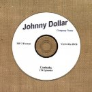 OLD TIME RADIO  OTR  YOURS TRULY JOHNNY DOLLAR VOL # 4