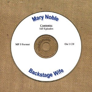 OLD TIME RADIO OTR   MARY NOBLE BACKSTAGE WIFE 143 EPSISODES
