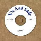 OLD TIME RADIO OTR  VIC AND SADE CD #1  80  EPISODES