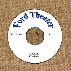 OLD TIME RADIO OTR  FORD THEATER  CD #2  27 EPISODES