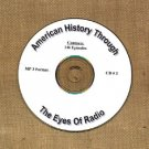 OTR AMERICAN HISTORY THROUGH THE EYE OF RADIO 146  EPISODES  CD# 3