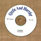 OLD TIME RADIO OTR  OZZIE AND HARRIET 83 EPISODES