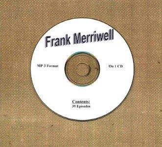 OLD TIME RADIO OTR  FRANK MERRIWELL  39 EPISODES  ON CD