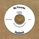 OLD TIME RADIO OTR  MY FAVORITE HUSBAND  CD #1  53 EPISODES