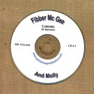 OLD TIME RADIO OTR  FIBBER McGREE & MOLLY CD #2 86  EPISODES