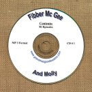 OLD TIME RADIO OTR  FIBBER McGREE & MOLLY CD #1 86  EPISODES