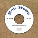 OLD TIME RADIO OTR  BOB HOPE SHOW  94  EPISODES