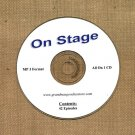 OLD TIME RADIO OTR  ON STAGE  42  EPISODES