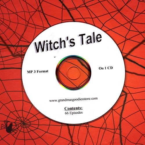 OLD TIME RADIO OTR  THE WITCH'S TALE  65  EPISODES